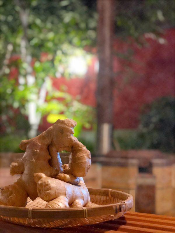 生姜風呂のイメージ
